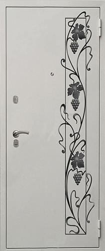ковка узор на входные двери